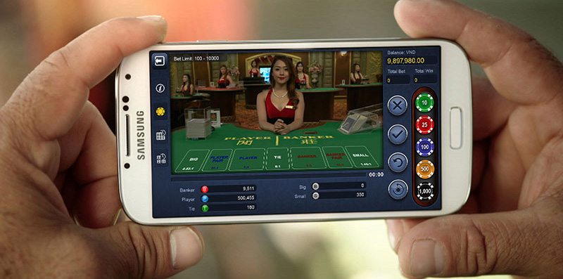 Sports betting app goes public